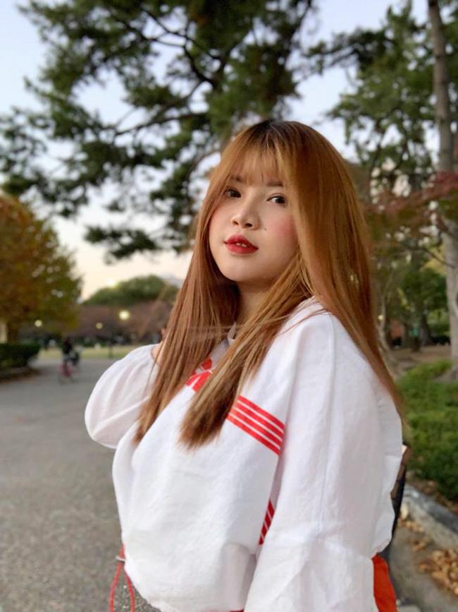 Sức khỏe hồi phục hoàn toàn, cô sang Nhật du học 5 năm ngành du lịch.