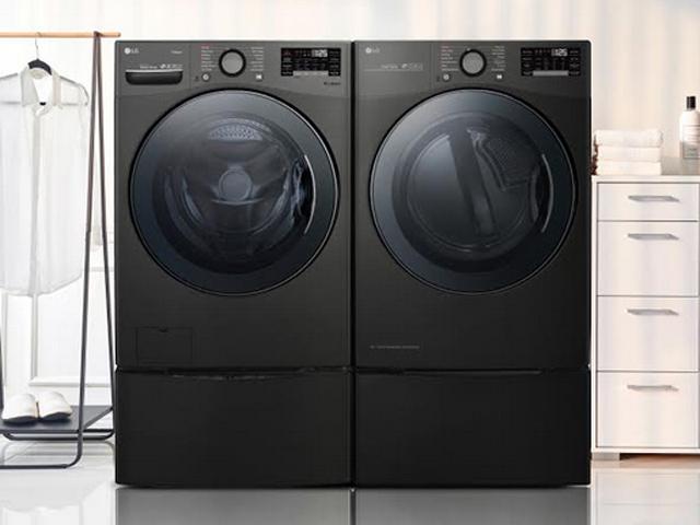 LG trình làng máy giặt TWINWash tại CES 2019, điều khiển bằng điện thoại