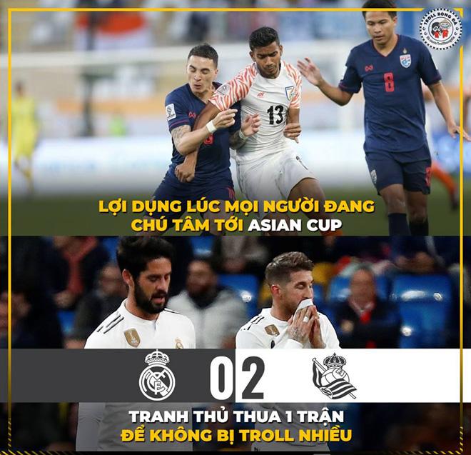 Đã tìm ra lý do Real Madrid thua thảm hại ngay trên sân nhà - 1