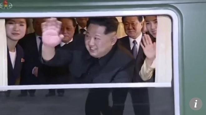 Kim Jong-un nửa đêm bí mật đáp tàu đến Trung Quốc gặp Tập Cận Bình? - 1