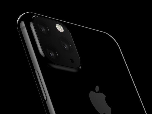 """iPhone XI sẽ có thiết kế camera """"nóng bỏng"""" như thế này"""