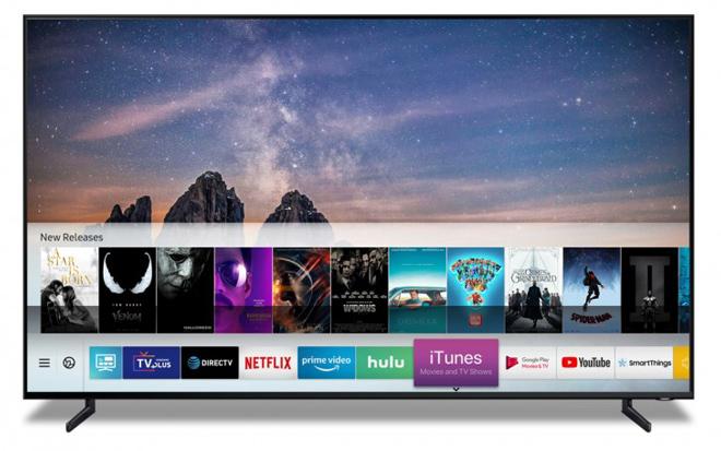 """Ứng dụng của """"Nhà Táo"""" - iTunes Movie và TV Shows sẽ có mặt trên Samsung Smart TV - 1"""