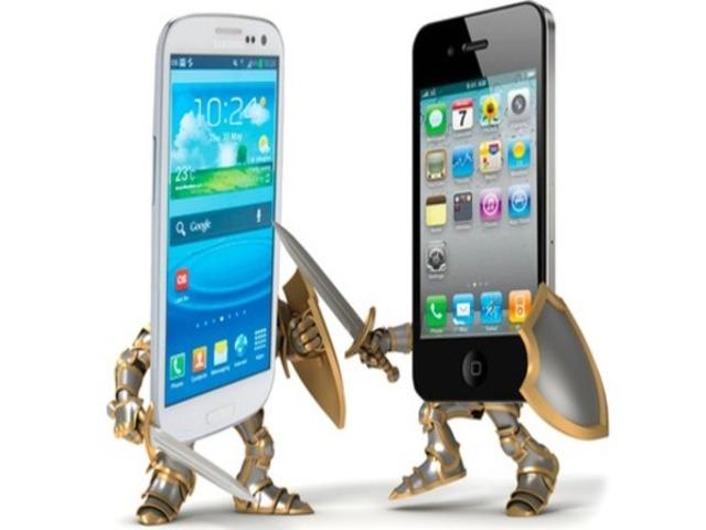 """Từng """"không đội trời chung"""", giờ Apple đã kí hợp đồng đầu tiên với Samsung"""