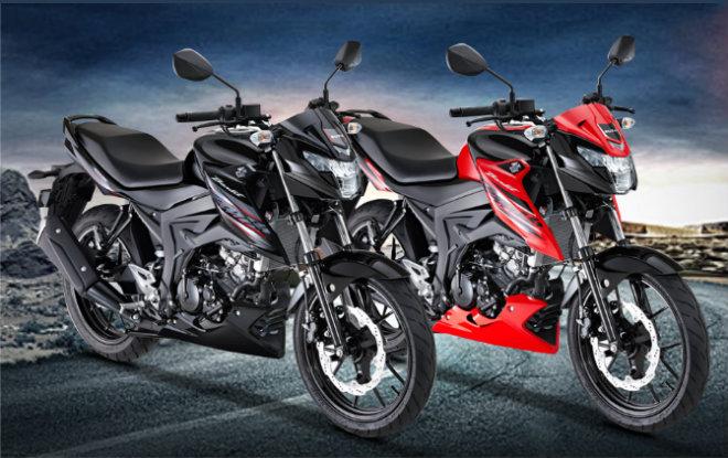 Suzuki GSX150 Bandit về Việt Nam, đắt hơn Exciter 20 triệu đồng - 1
