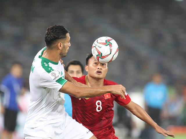 ĐT Việt Nam thua Iraq: Đứng thứ mấy bảng xếp hạng, làm gì để đi tiếp Asian Cup?