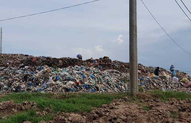 Nhà máy xử lý rác bán lỗ gần 100 tỷ đồng sau 3 lần đấu giá - 1