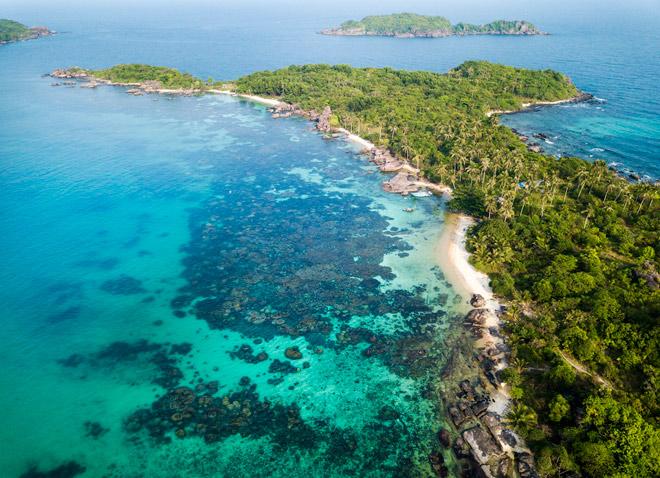 Phú Quốc đang hiện thực hóa giấc mơ về một thiên đường du dịch biển - 1