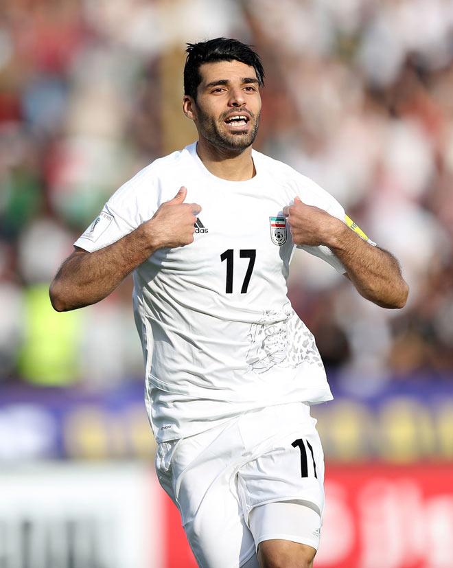 Tin nóng Asian Cup 8/1: Sao sáng Iran chờ gặp Việt Nam - 1