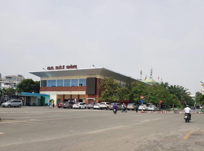 """Trưởng ga Sài Gòn lên tiếng vụ """"mất xe"""" bí ẩn - 1"""