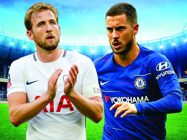 Chi tiết Tottenham - Chelsea: Nỗ lực hãm thành dồn dập (KT)