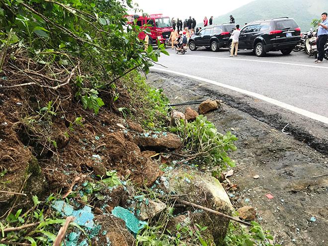 Vụ tai nạn ở đèo Hải Vân: Gặp nhân chứng ướp cánh tay bị đứt lìa của nữ sinh viên - 1