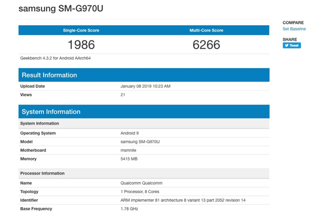 Xác nhận: Galaxy S10 Lite sẽ dùng chip Snapdragon 855 - 1