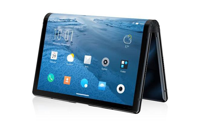 """Smartphone màn hình bẻ cong đầu tiên thế giới được đánh giá là """"kiệt tác nhiều khiếm khuyết"""" - 1"""