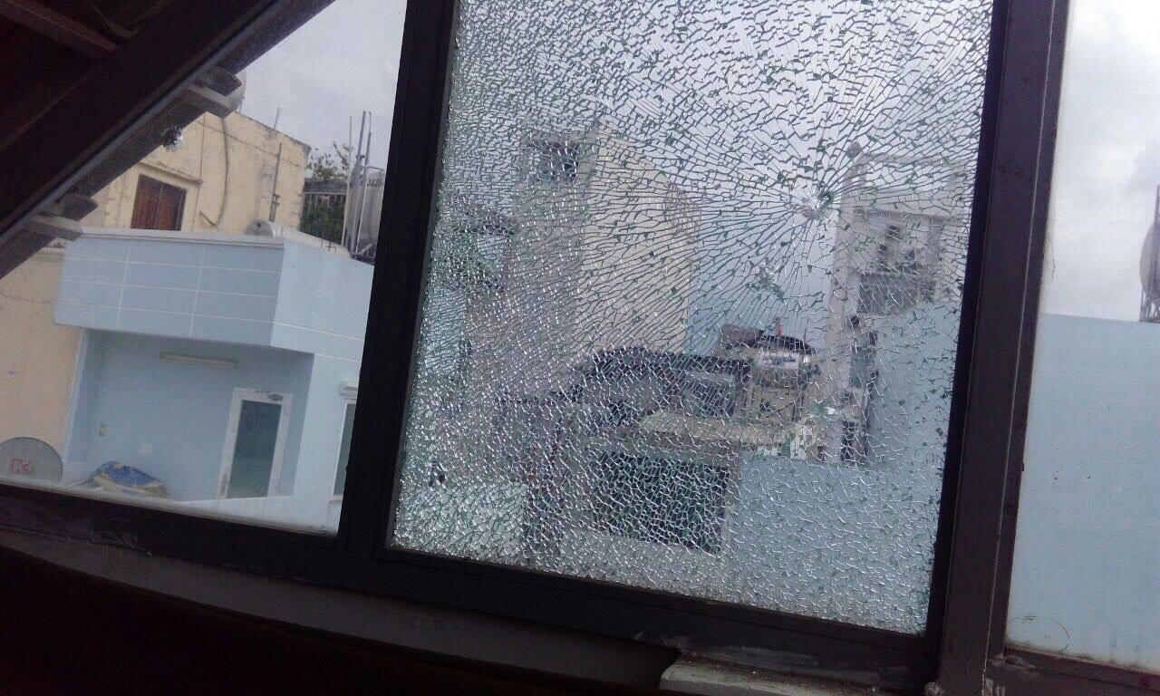 """Lời khai """"sốc"""" của """"tác giả"""" bắn vỡ hàng loạt cửa kính ở trung tâm Sài Gòn - 1"""