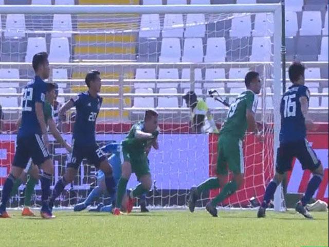 Trực tiếp Asian Cup, Nhật Bản - Turkmenistan: Tràn lên tìm bàn gỡ