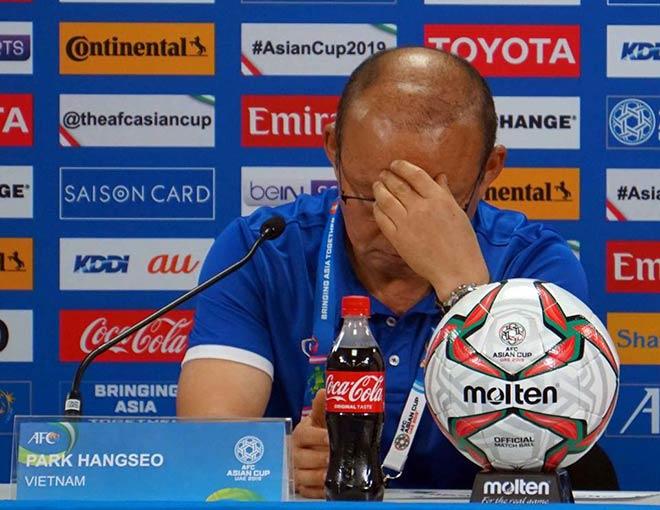 Họp báo Việt Nam – Iraq: HLV Park Hang Seo nói gì về hàng thủ thua 3 bàn? - 2