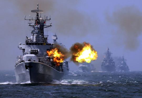Bị tướng Trung Quốc dọa đánh chìm tàu sân bay, Mỹ sẽ làm gì? - 1