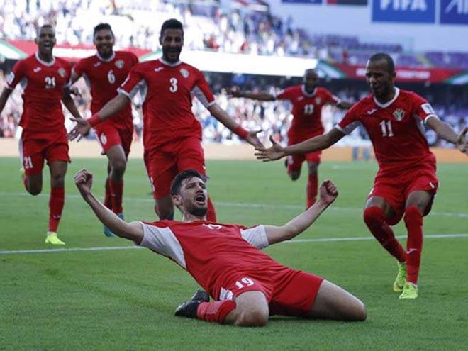 Bóng đá thực dụng lên ngôi ở Asian Cup - 1