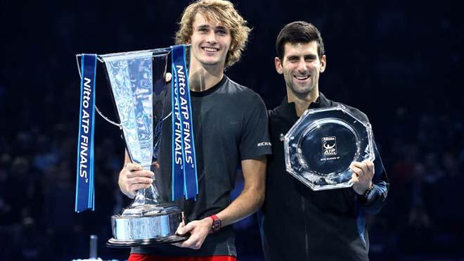 Djokovic - Federer sướng rơn: Zverev nguy cơ nghỉ Australian Open - 1
