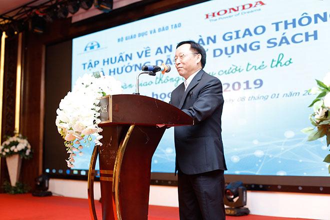 """Honda Việt Nam tổ chức Hội thảo """"An toàn giao thông cho nụ cười trẻ thơ"""" - 1"""