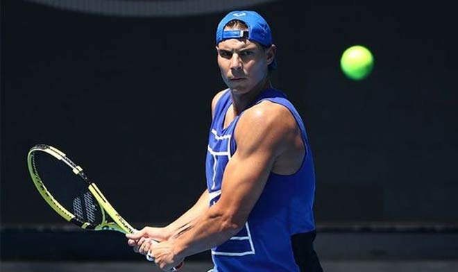 Australian Open: Nadal có bí kíp mới đe dọa hạ Federer & Djokovic - 1