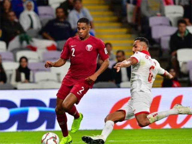 """Asian Cup, Qatar - Lebanon: Vỡ òa cú sút phạt """"búa tạ"""""""