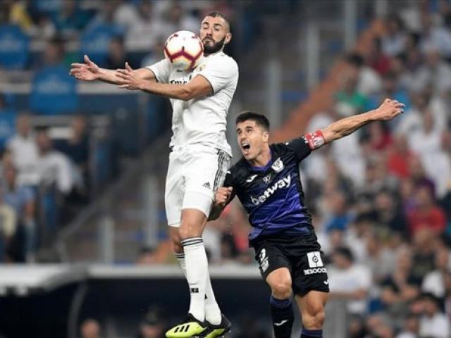 Trực tiếp Real Madrid – Leganes: Ramos mở điểm nhờ đá penalty tinh quái