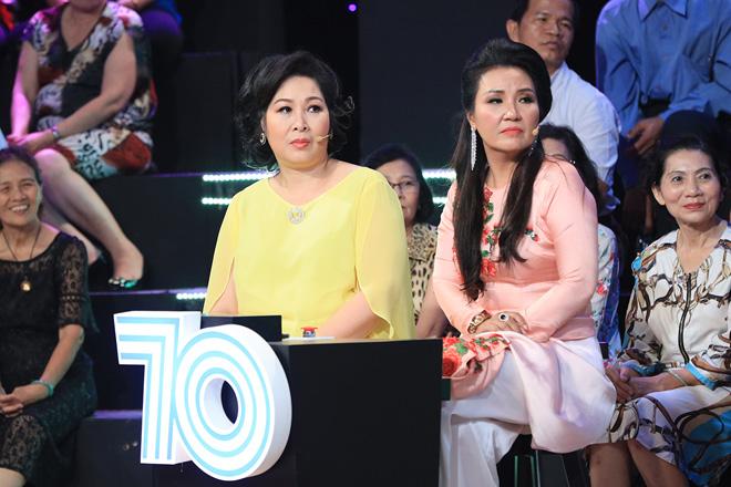 MC Lại Văn Sâm nói 1 câu khiến NSND Hồng Vân bẽ bàng, giận dỗi - 1