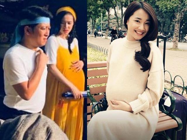 Nhã Phương xác nhận sắp làm mẹ, xuất hiện lần cuối trước khi lâm bồn