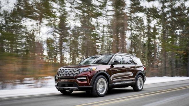 Ford Explorer 2020 ra mắt với giá bán từ 753 triệu đồng tại thị trường Mỹ - 1