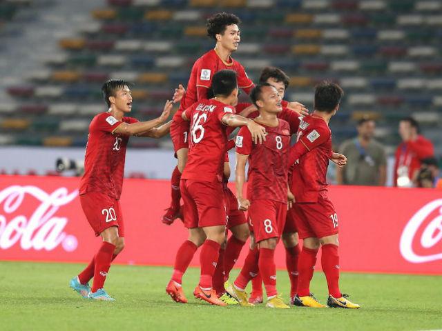 Việt Nam đấu Iraq nghẹt thở nhất lượt đầu Asian Cup, cú sốc Thái Lan - Úc