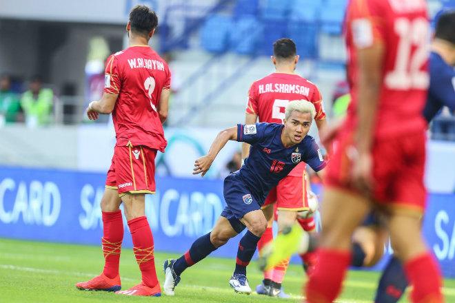 Asian Cup, Thái Lan - Bahrain: Hiệp 2 bùng nổ, siêu sao tung đòn trừng phạt - 1