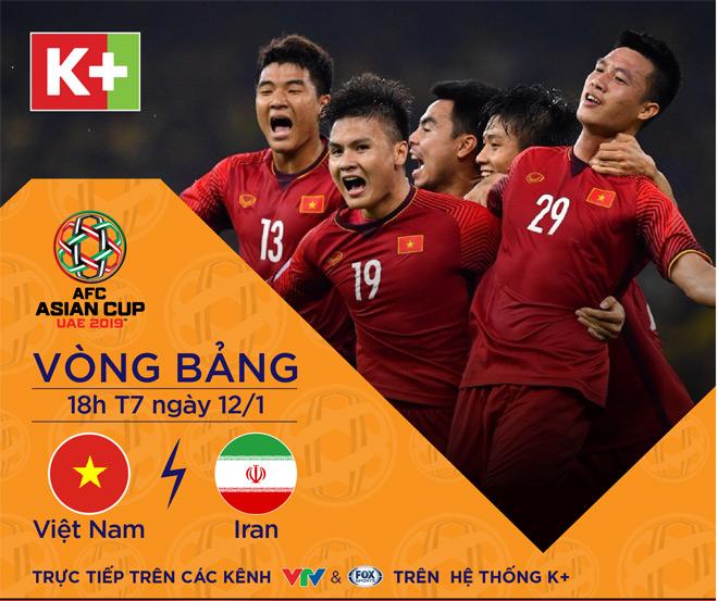 """ĐT Việt Nam đấu Iran: Chờ """"cú sốc"""" lịch sử lặp lại - 1"""