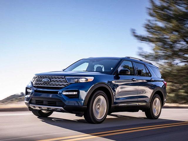 Ford Explorer 2020 ra mắt với giá bán từ 753 triệu đồng tại thị trường Mỹ