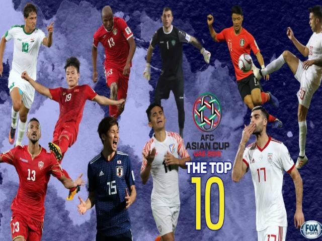 10 SAO hay nhất lượt 1 Asian Cup 2019: Quang Hải làm báo châu Á choáng ngợp