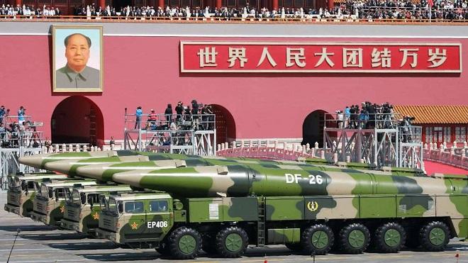 Trung Quốc thực sự nhắm diệt tàu chiến Mỹ ở Biển Đông? - 1