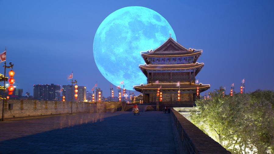 Điều kinh khủng sẽ xảy ra khi Trái đất có hai Mặt trăng cùng lúc - 1
