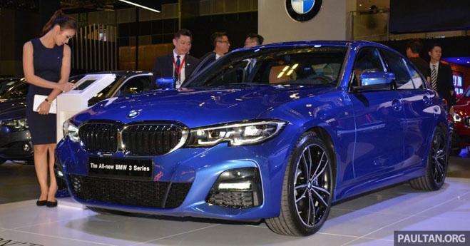 Bộ đôi BMW 3-Series và BMW Z4 2020 sắp ra mắt tại Thái Lan, giá dự kiến từ 2,1 tỷ đồng - 1