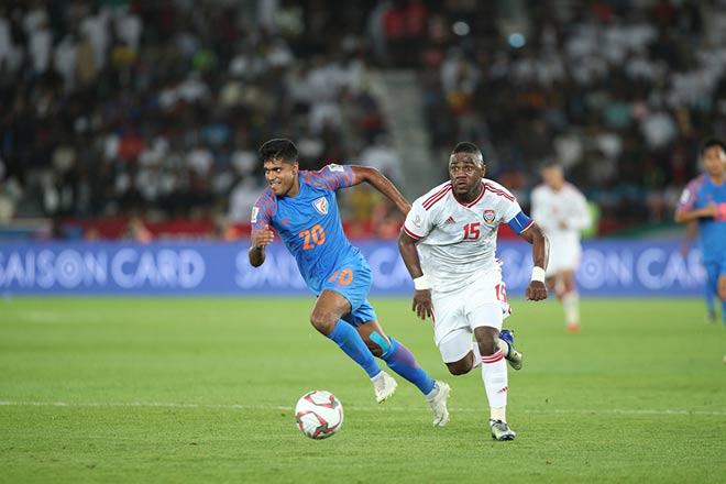 Asian Cup, Ấn Độ - UAE: Dứt điểm sắc sảo định đoạt 3 điểm - 1