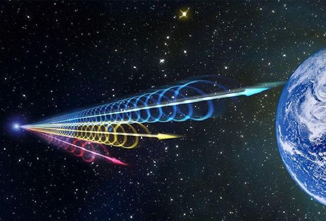 Người ngoài hành tinh đang gửi tín hiệu vô tuyến cho chúng ta? - 1