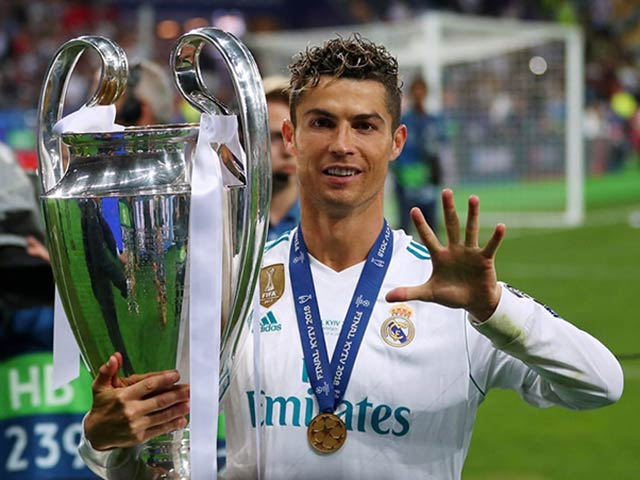 Real và kỷ nguyên vàng Ronaldo: Vẫn còn kém xa so với thời Di Stefano