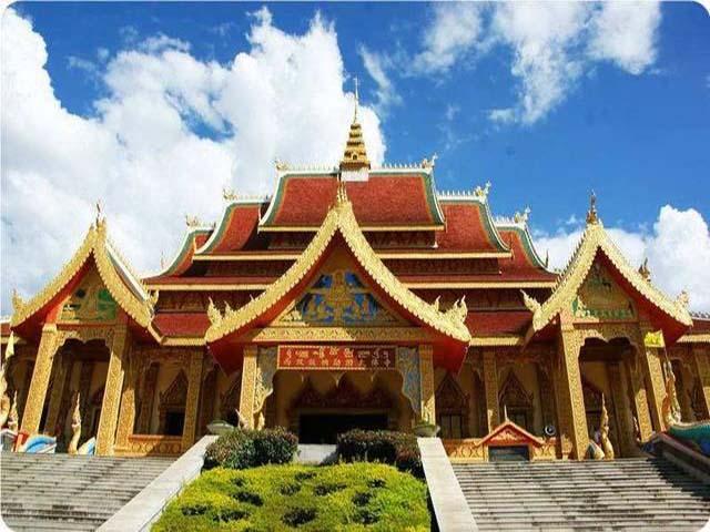Ngôi đền giàu có bậc nhất Trung Quốc, tiền phúng điếu nhiều không kể xiết - 1