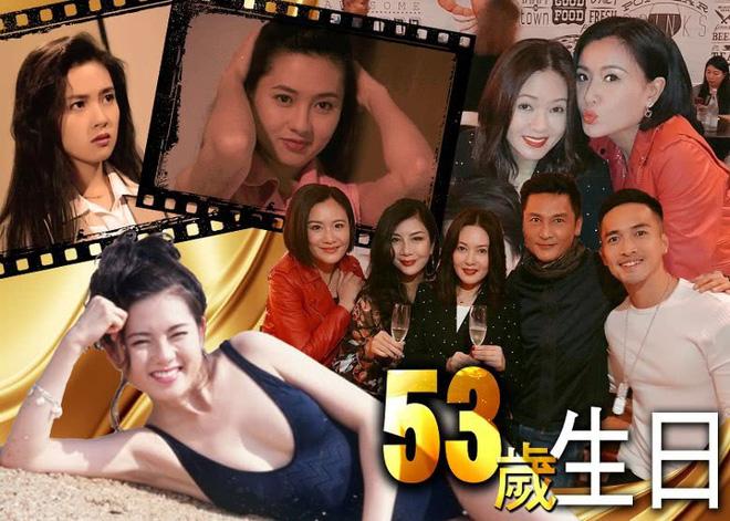 """Nhan sắc trẻ trung ở tuổi 53 của """"nữ hoàng phim 18+"""" Hong Kong một thời - 1"""