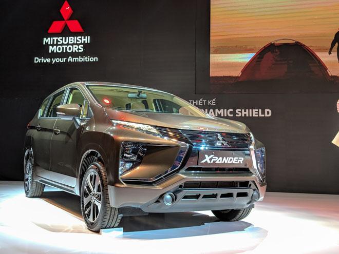 Mitsubishi bán được 1295 chiếc Xpander trong tháng 1/2019 - 1