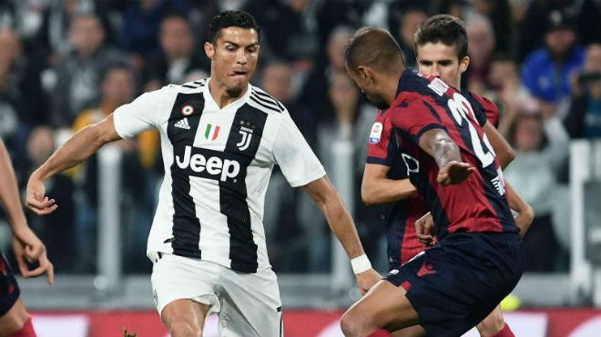 Bologna – Juventus: Ronaldo chờ mở tiệc năm mới nơi đất khách - 1