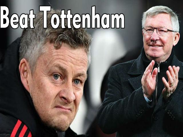 """Tin HOT bóng đá sáng 13/1: Sir Alex làm """"quân sư"""" giúp MU đấu Tottenham"""