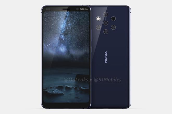 Nokia 9 PureView ra mắt cuối tháng này, giá từ 19,7 triệu đồng - 1