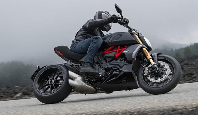 """""""Ma tốc độ"""" Ducati Diavel 1260 S lộ diện, xứng danh super cruiser của thế kỷ - 1"""