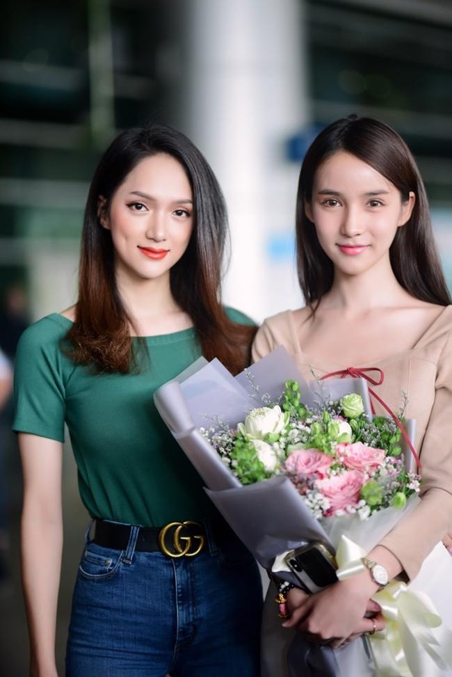 Á hậu chuyển giới quốc tế 2018 Yoshi Rinrada hiện đang có mặt tại Việt Nam để tham dự một chương trình truyền hình.