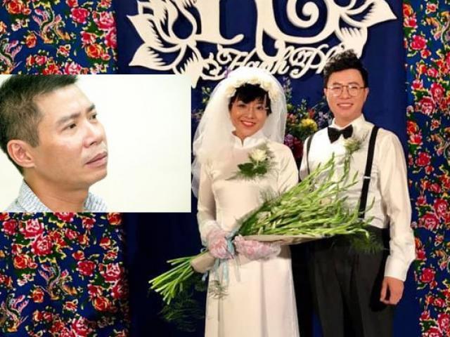 """Nhìn """"ảnh cưới"""" của Thảo Vân và phi công trẻ kém 7 tuổi, Công Lý phản ứng bất ngờ"""